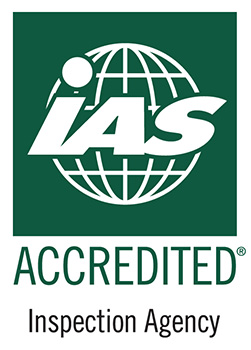 IAS Mark for approved Inspection Agencies